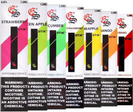 Eonsmoke Disposable ecigs